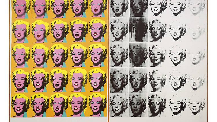Andy Warhol, Marilyn Diptych, 1962