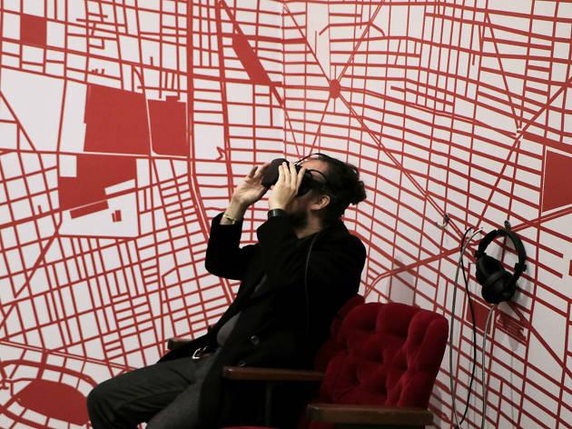 realidad virtual en el museo de la ciudad de México