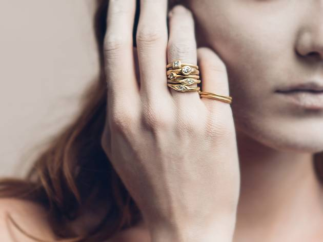 The best Israeli jewelry designers in Tel Aviv
