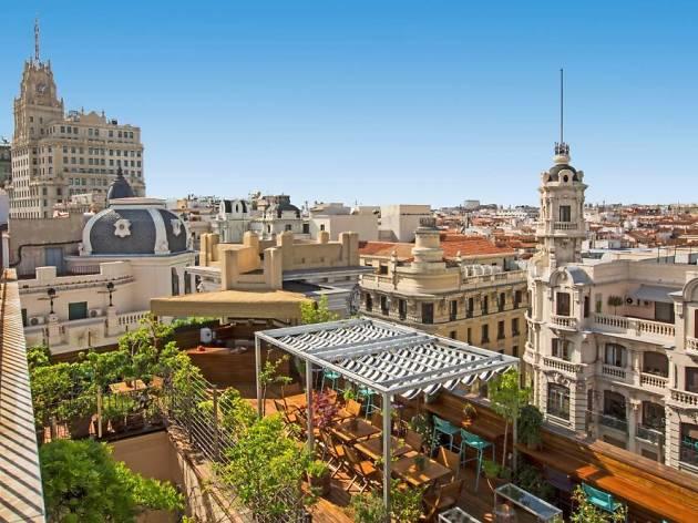 12 Azoteas Con Unas Vistas Increíbles De Madrid