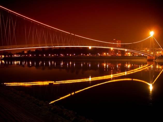 Osijek Pedestrian Bridge