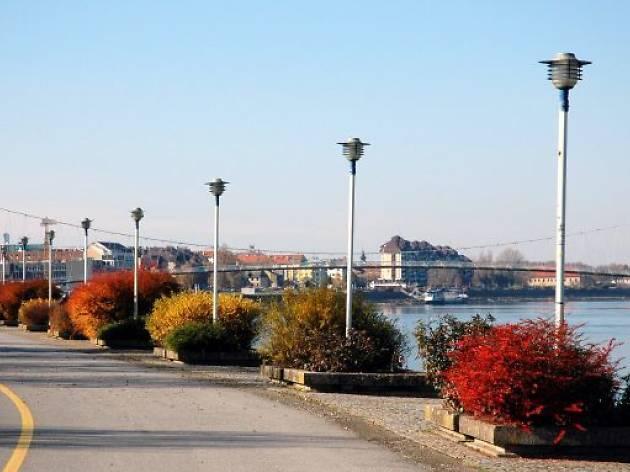 Osijek riva