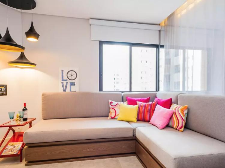 A cozy studio in Jardins