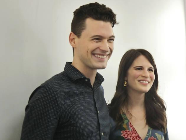บุกหลังเวที PlayStation Experience คุยกับ Bryan Dechart และ Amelia Rose Blaire จาก Detroit: Become Human