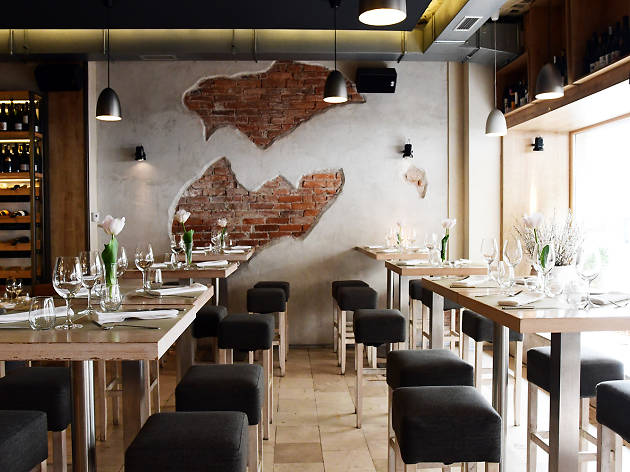 The best bistros  in Zagreb