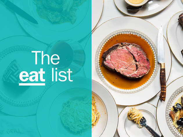The 100 best restaurants in NYC you have to try