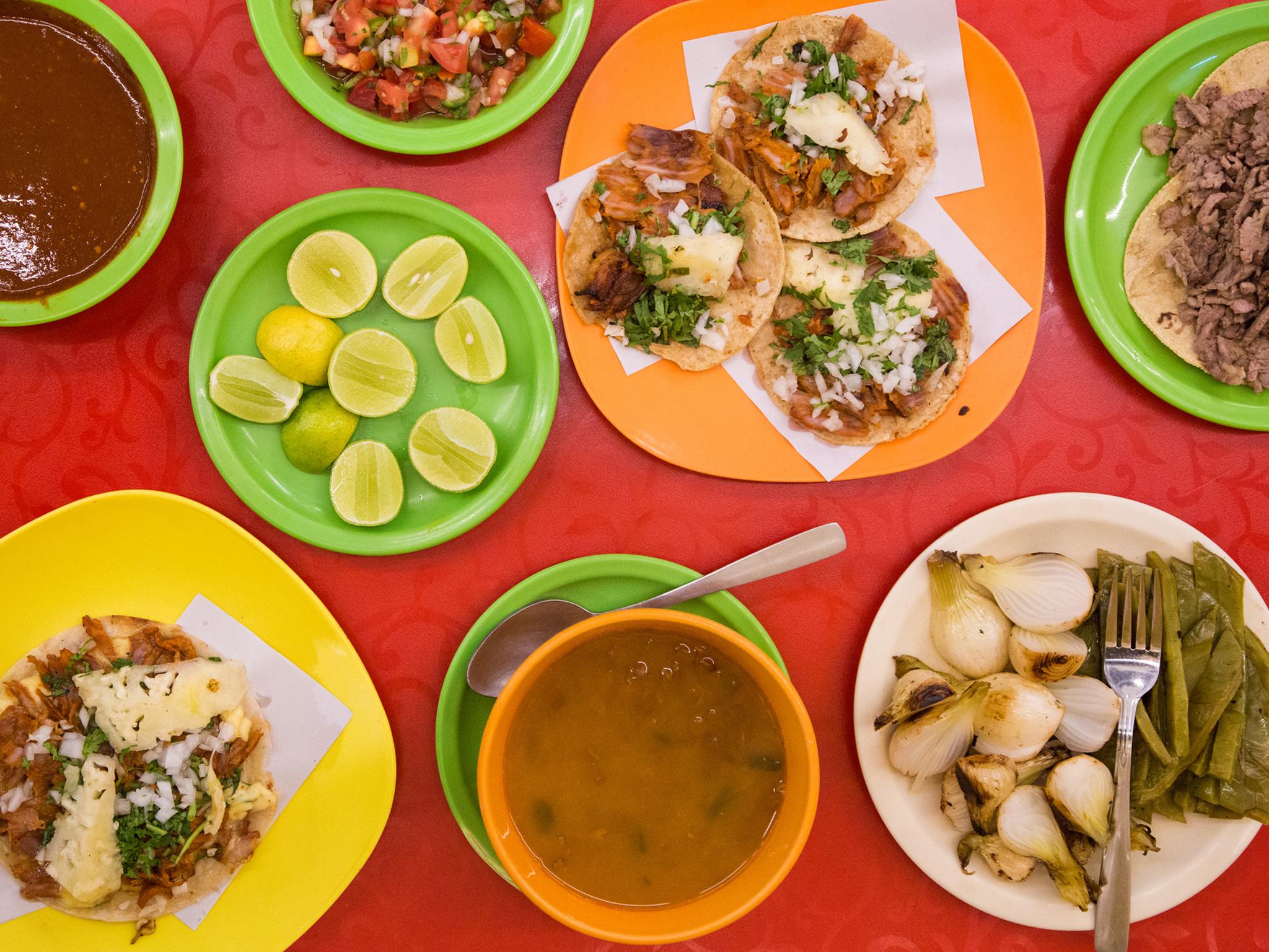 Los mejores lugares para comer en la Gustavo A. Madero