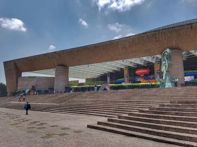 Auditorio Nacional (Foto: Victor Santacruz)