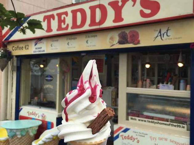 Teddy's Ice Cream
