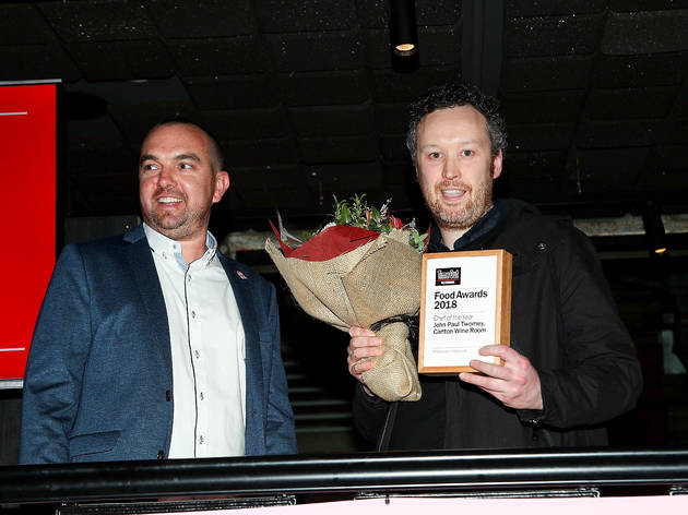Winners at the Time Out Food Awards 2018