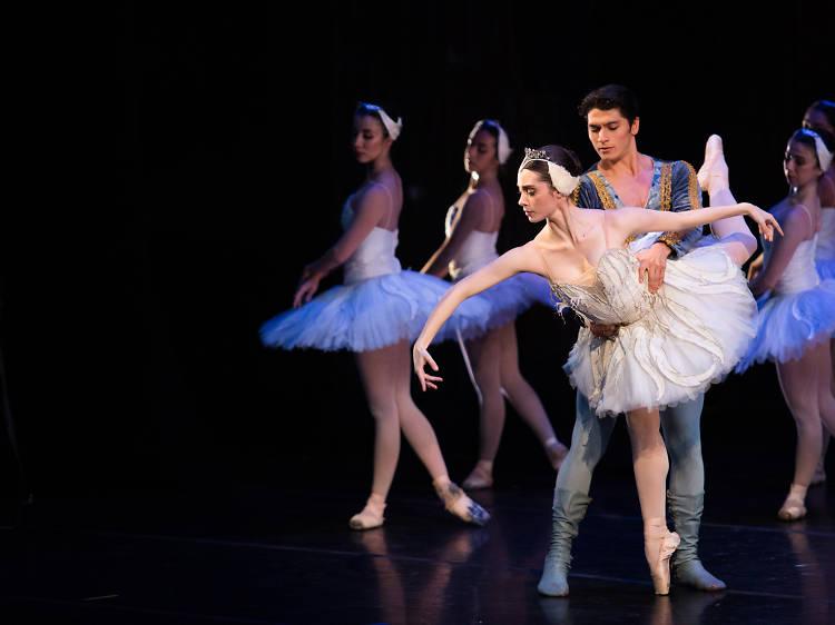 Compañía Nacional de Danza: El lago de los cisnes