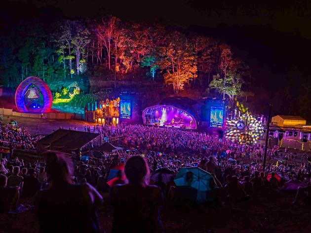 Woodford Folk Festival 2018