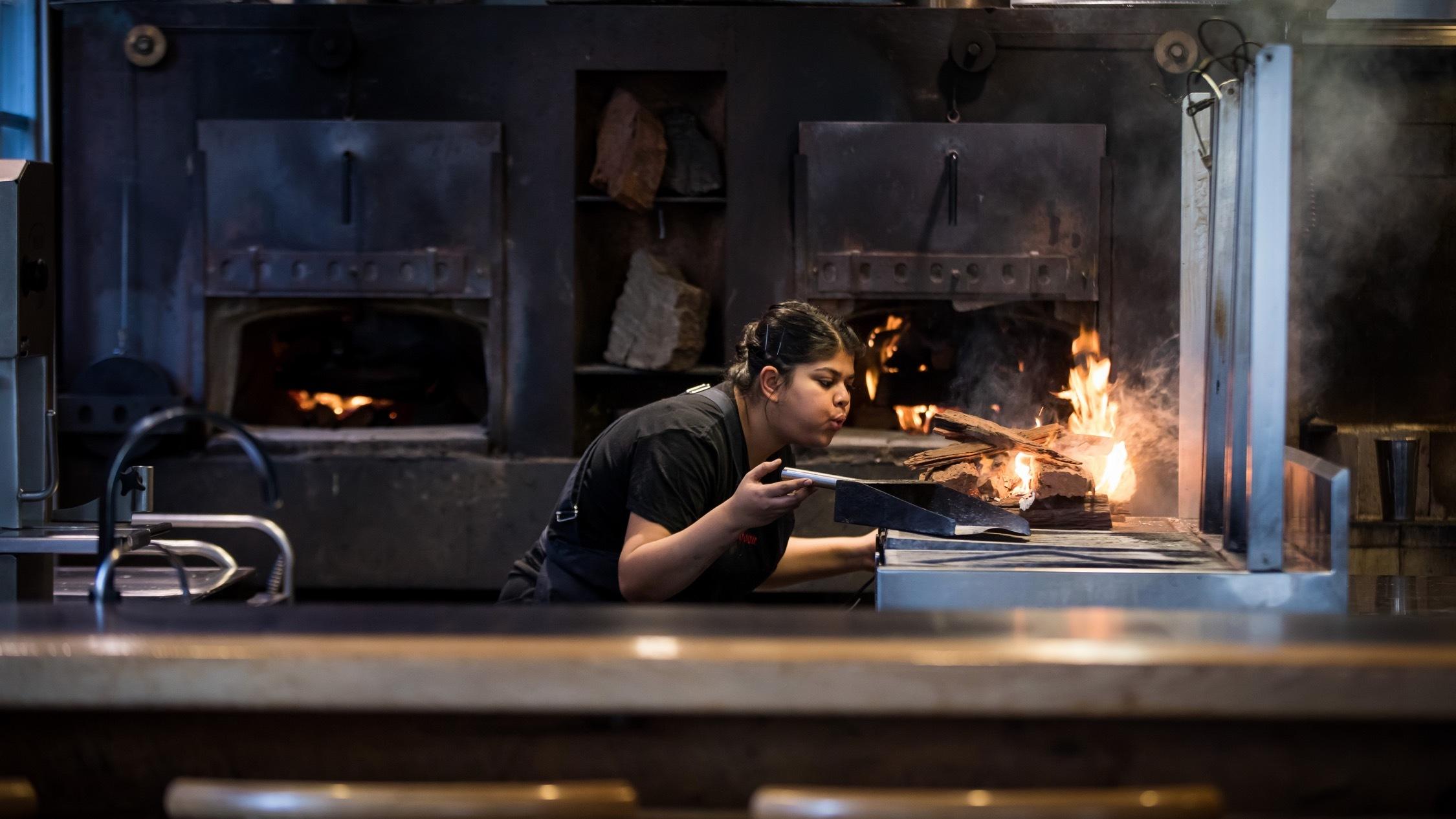 Ahana Dutt at Firedoor