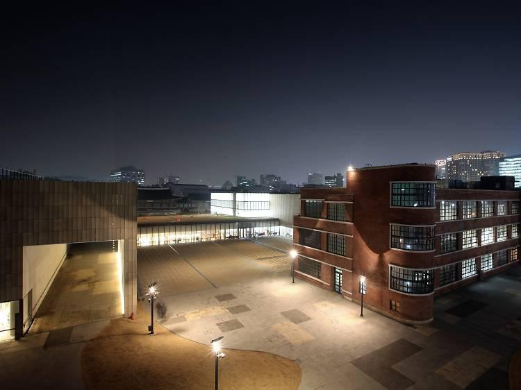 國家現代和當代藝術博物館首爾分館