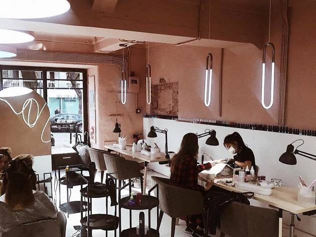 Moscow Beauty Bar