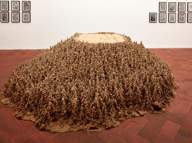 A evolução do Braço (Museu Municipal de Faro)