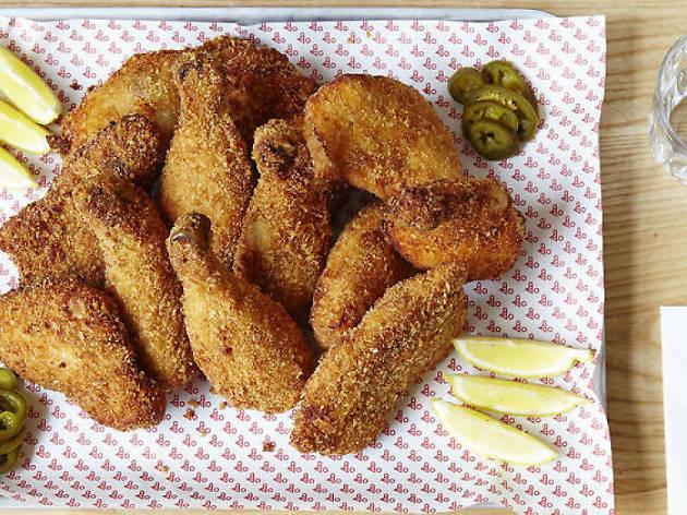 Les 24 meilleurs poulets frits de Paris