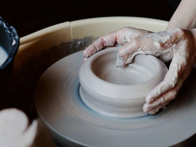 Skandihus Pottery Classes