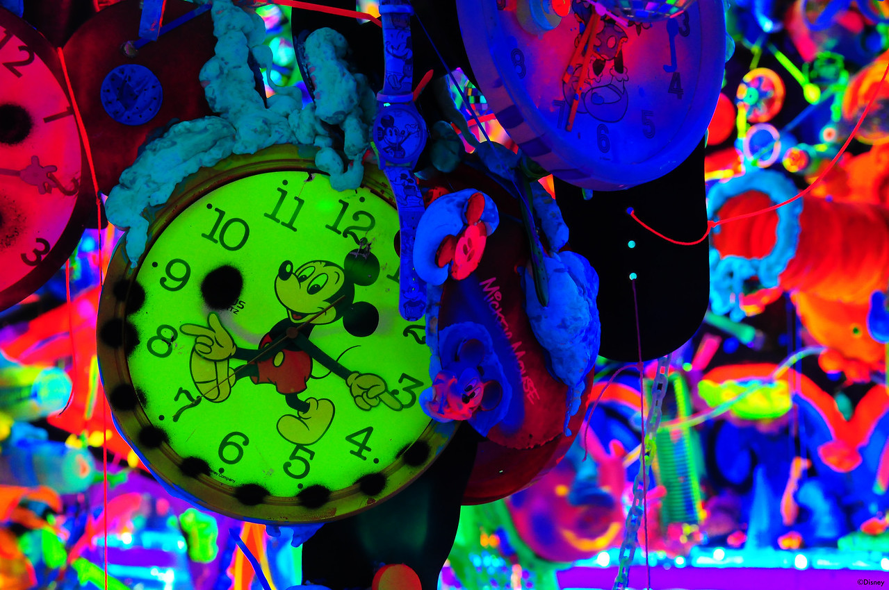 A trippy Mickey Mouse-inspired art exhibition opens in Chelsea this fall