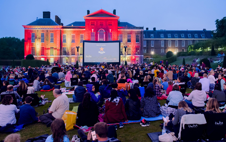 Win five Estrella Damm premium double passes to the UK's coolest open-air cinema