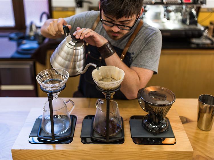 C'Alma - Specialty Coffee Room