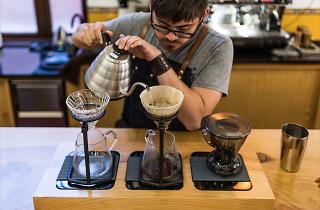 O café de especialidade já não é segredo para na Invicta