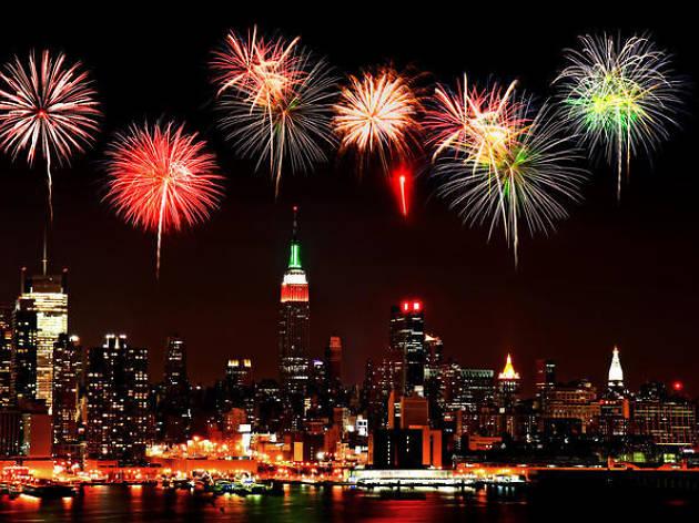 New York City New Year's Eve Circle Line Cruise