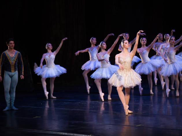 El lago de los cisnes de la Compañía Nacional de Danza