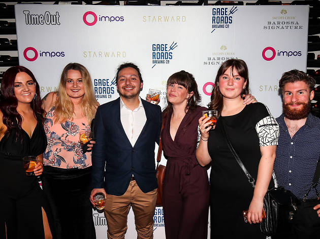 People at the Time Out Food Awards 2018