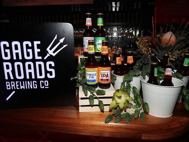Gage Road at Time Out Food Awards 2018
