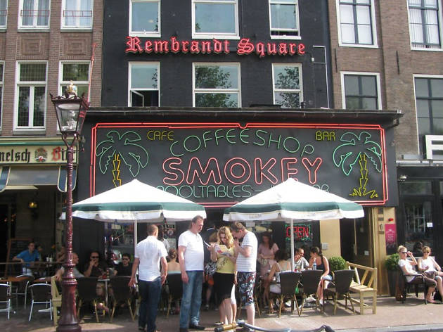 Coffeeshop Smokey