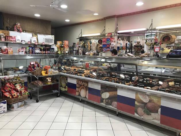 Russian Tidbits