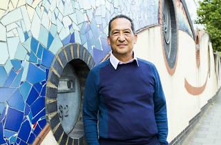 Ansel Wong My London Story