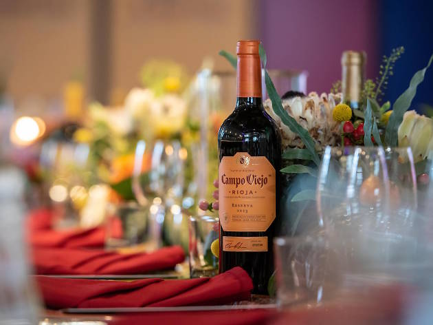 Campo Viejo supper club