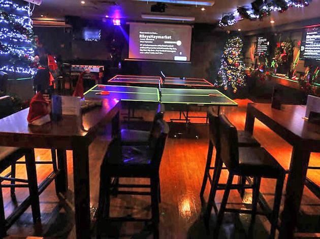 Rileys Sports Bar Haymarket