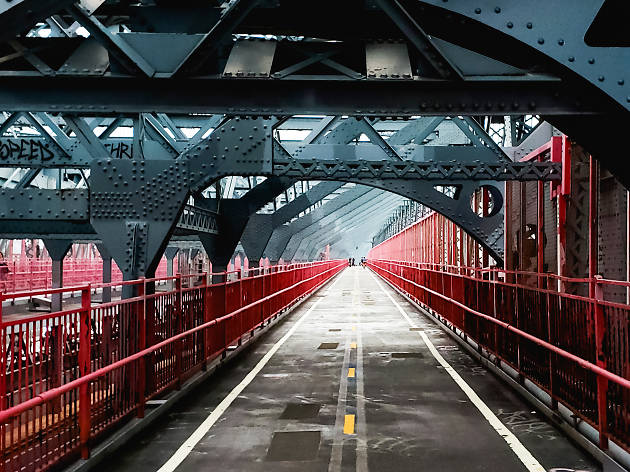 Samsung Galaxy Note9 Williamsburg Bridge