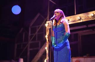 The Rise and Fall of Little Voice, Park Theatre