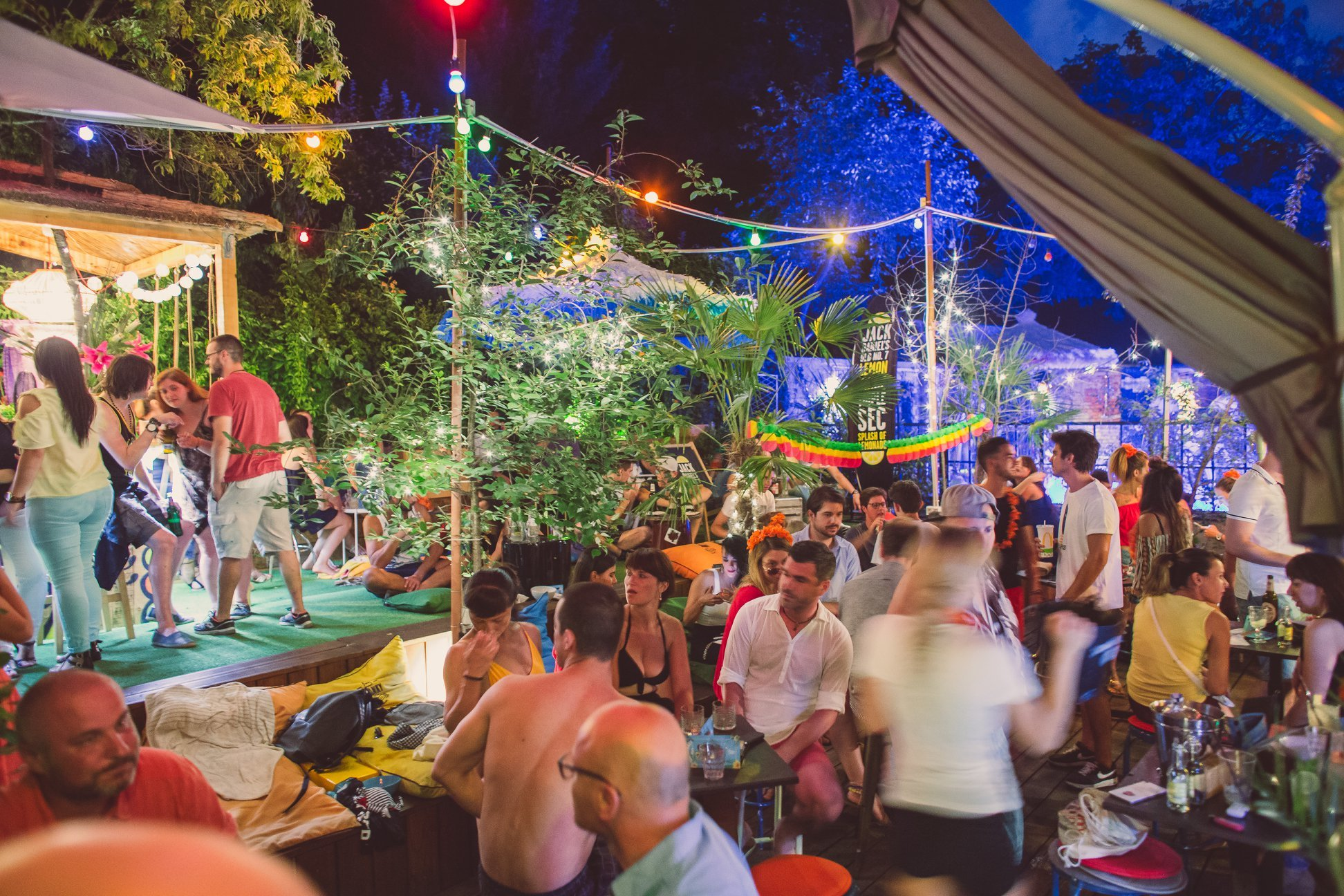 The best beer gardens in Zagreb