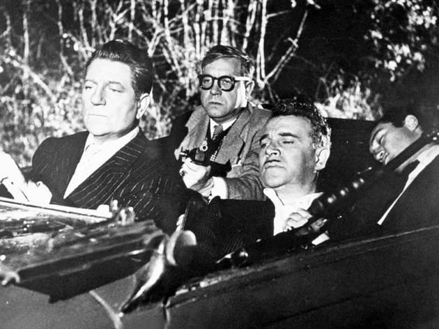 O Último Golpe (1954)