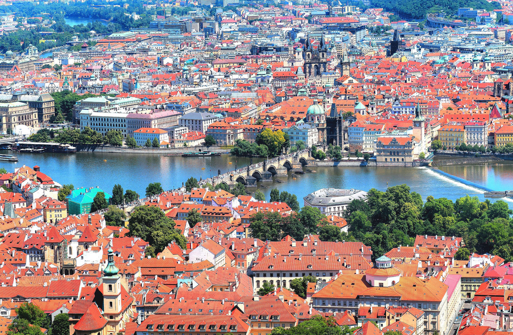 Check out our list of the very best things to do in Prague.