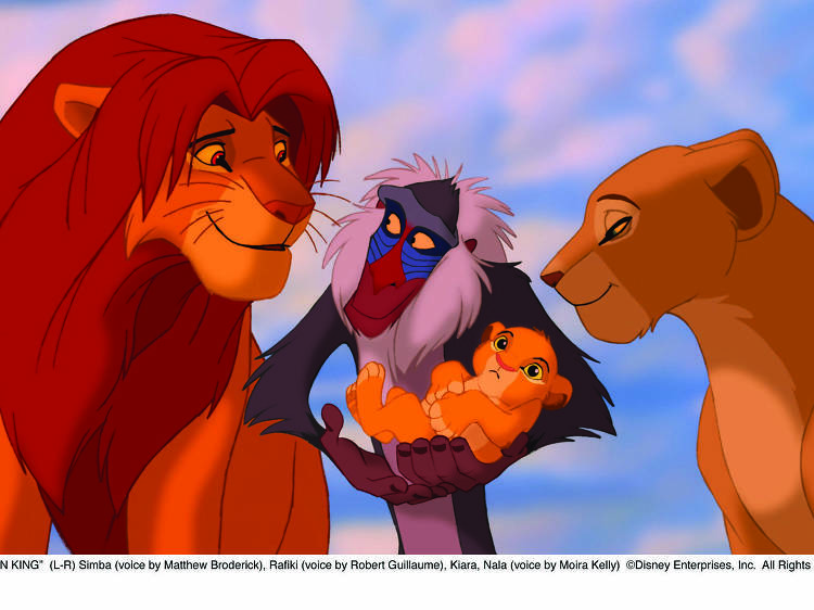"""""""Can You Feel the Love Tonight"""" (The Lion King)"""