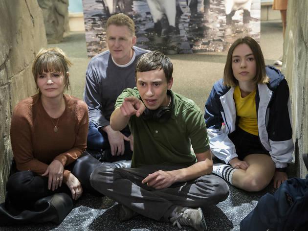 Atypical, presenta su segunda temporada en Netflix