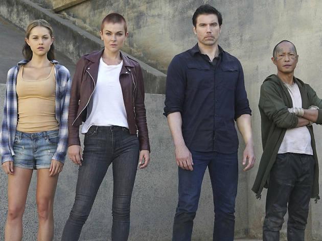 Inhumans, la primera temporada en Netflix