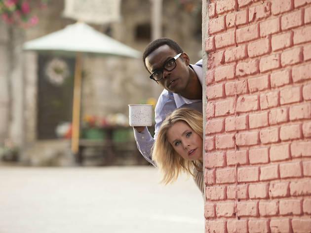 The Good Place presenta su tercer temporada