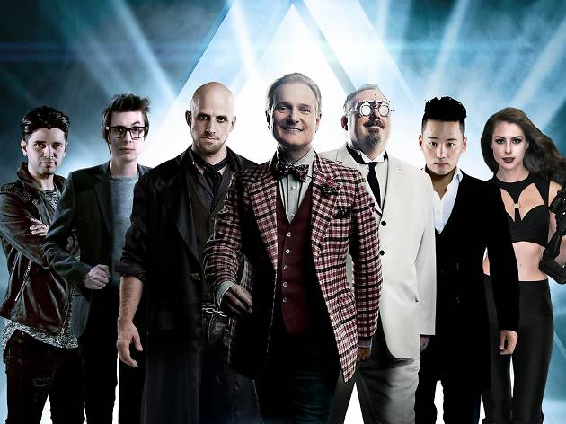 The Illusionists: Direct From Broadway Sydney Opera House 2018