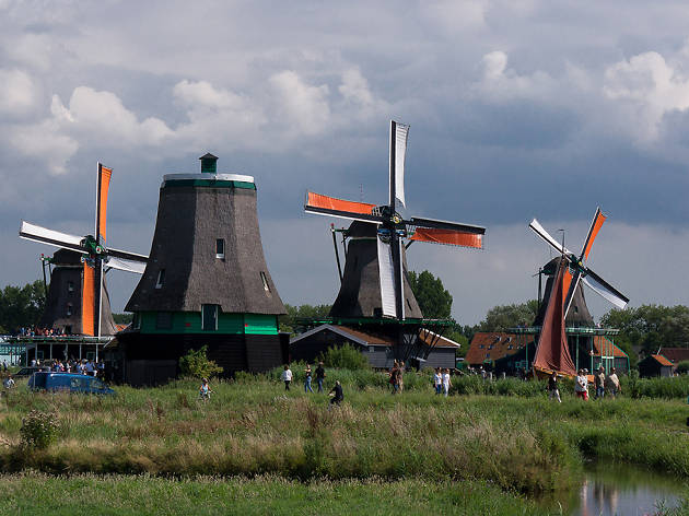 The best day trips from Amsterdam