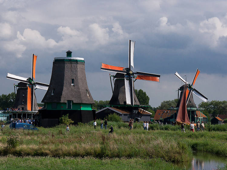 5 dreamy day trips from Amsterdam