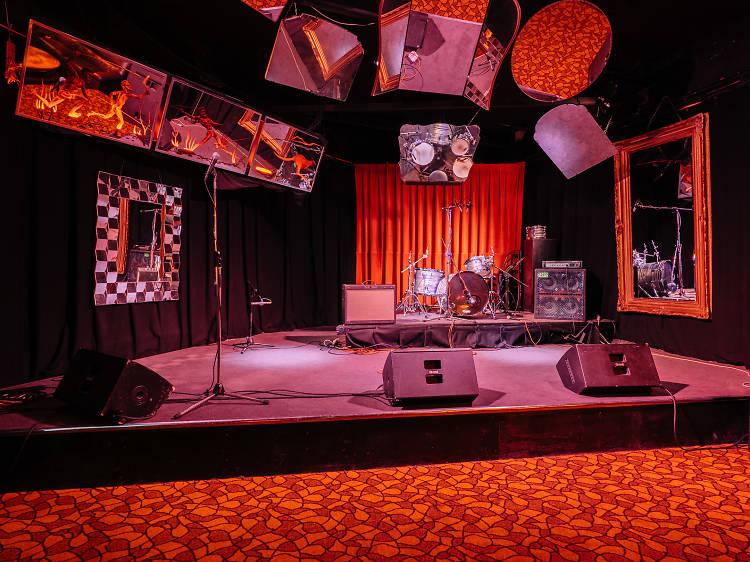 Lazybones Lounge, Marrickville