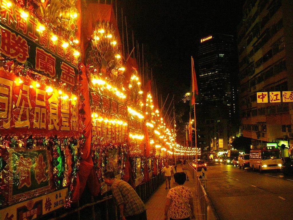 ghost festival taboos cover