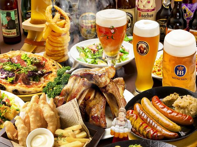 クラフトビールタップ グリル&キッチン 渋谷